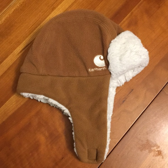 78e8dfea4 Carhartt Toddler Winter Trapper Hat